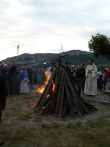 U Focu di San Ghjuva
